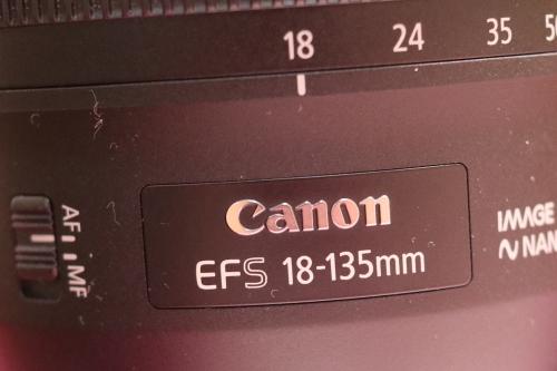 Canon18-135mm