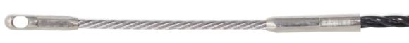 デンサン ブラックスリムライン30m BX-4030Jの先端