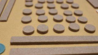 フェルトパッドの厚さは5mm