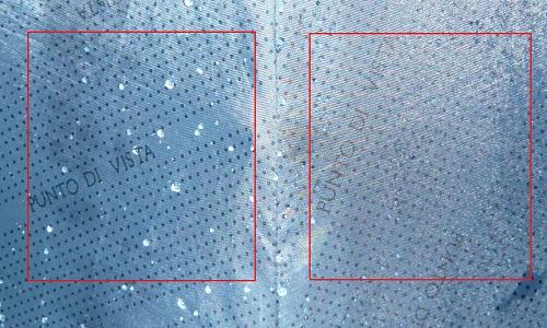シリコンスプレーの効果を傘で確認
