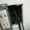通線ワイヤで簡単に! CD管にLANケーブルを通して快適にインターネット