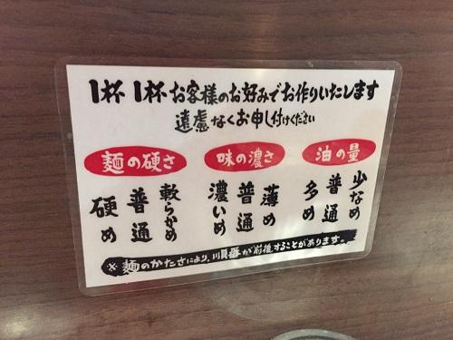 町田商店のお好み