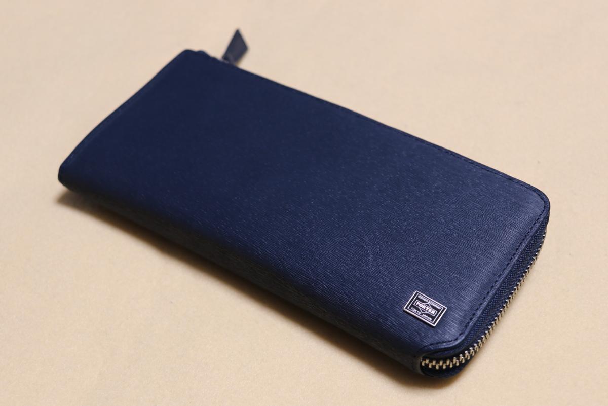 ポーターカレント長財布